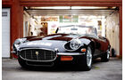 1974er Jaguar E-Type Series III V12 Commemorative Roadster