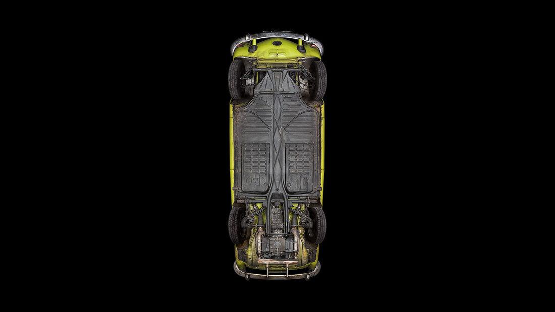 1974er Karmann-Ghia