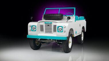 1974er Land Rover Series III Miami Edition von Falcon Design (Deutschland)