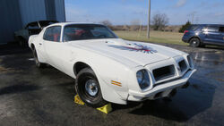 1974er Pontiac Super Duty Trans Am