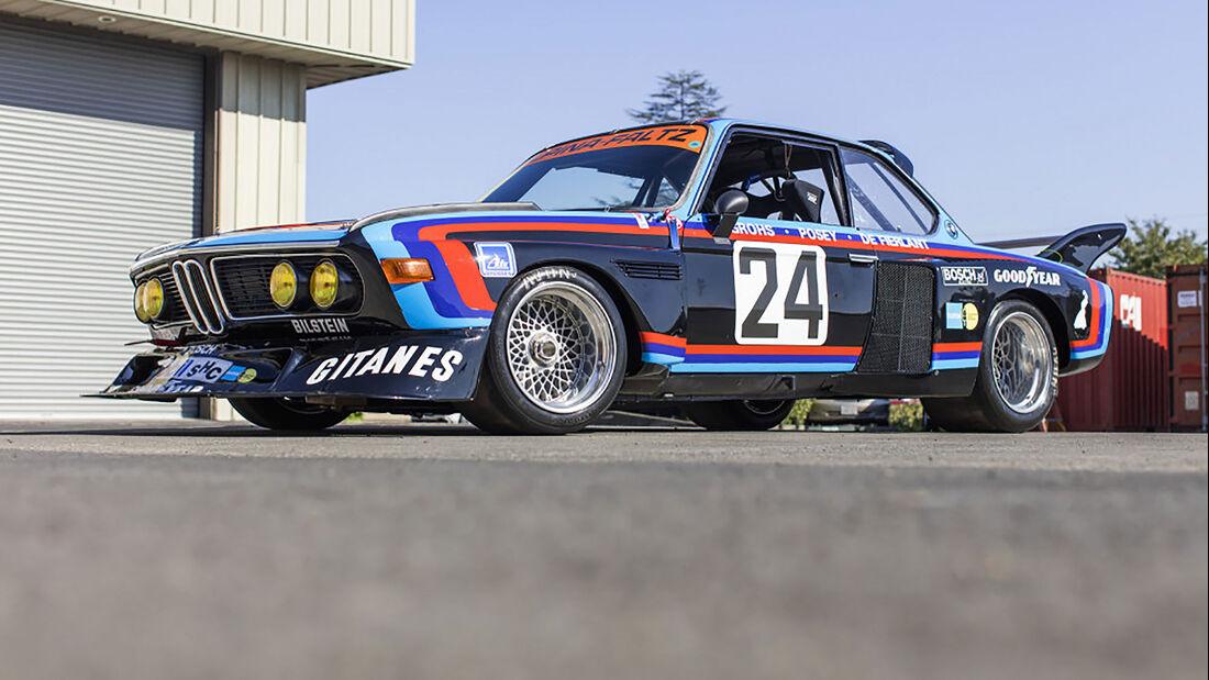 1975 BMW 3.5 CSL Continuation