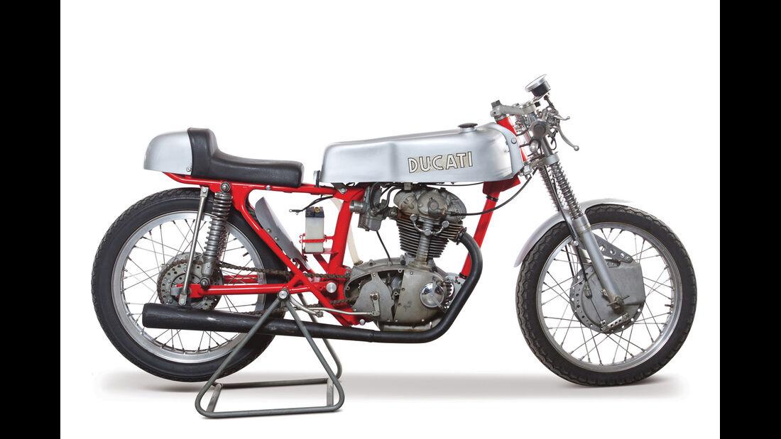 1975 Ducati 175 Sprint RM Auctions Monaco 2012