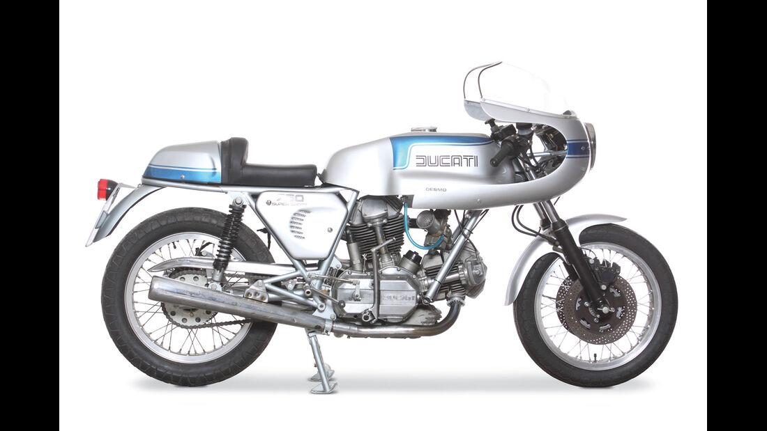 1975 Ducati 750 Super Sport RM Auctions Monaco 2012
