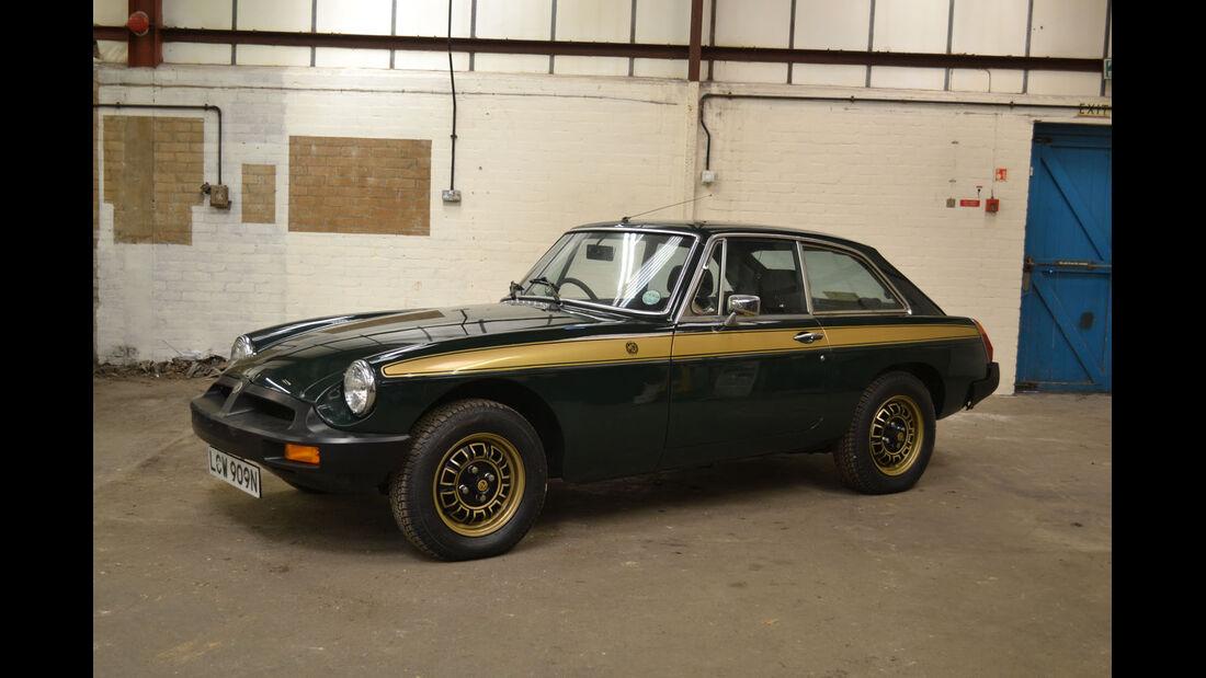 1975 MGB GT '50th Anniversary' Coupé