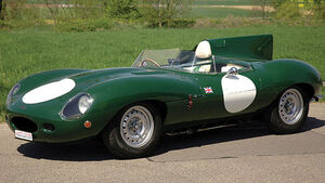 1975er Jaguar D-Type by RAM