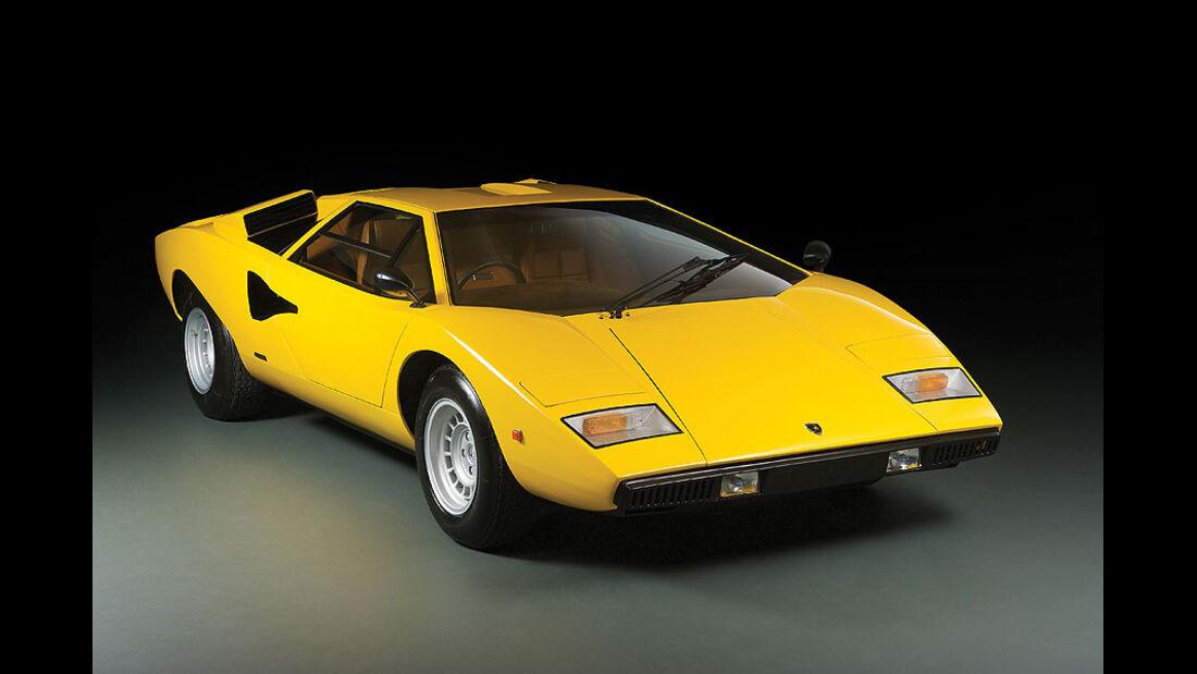 """1975er Lamborghini Countach LP400 """"Periscopo"""""""