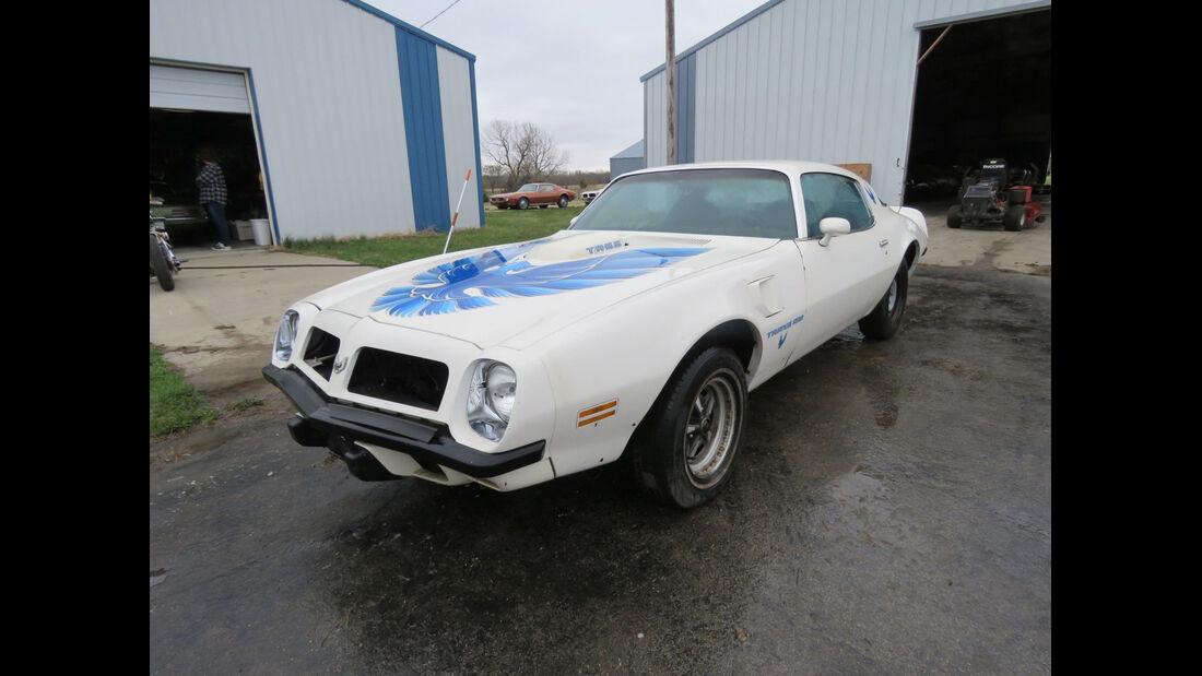 1975er Pontiac Trans Am