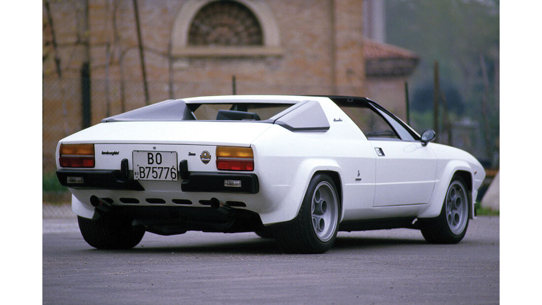 1976-1979 Lamborghini Silhouette