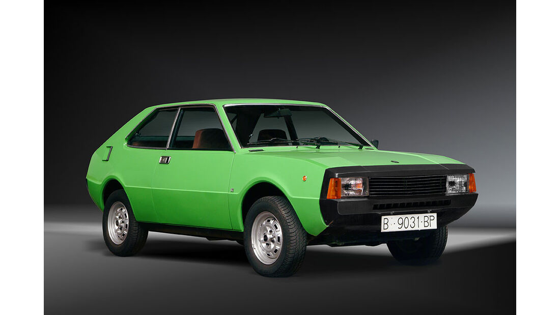 1976-1979 Seat 1200 Sport