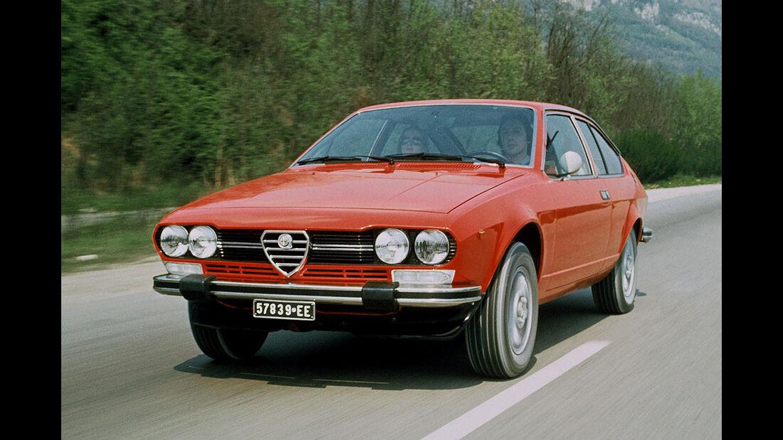 1976-1980 Alfa Romeo Alfetta GTV 2.0