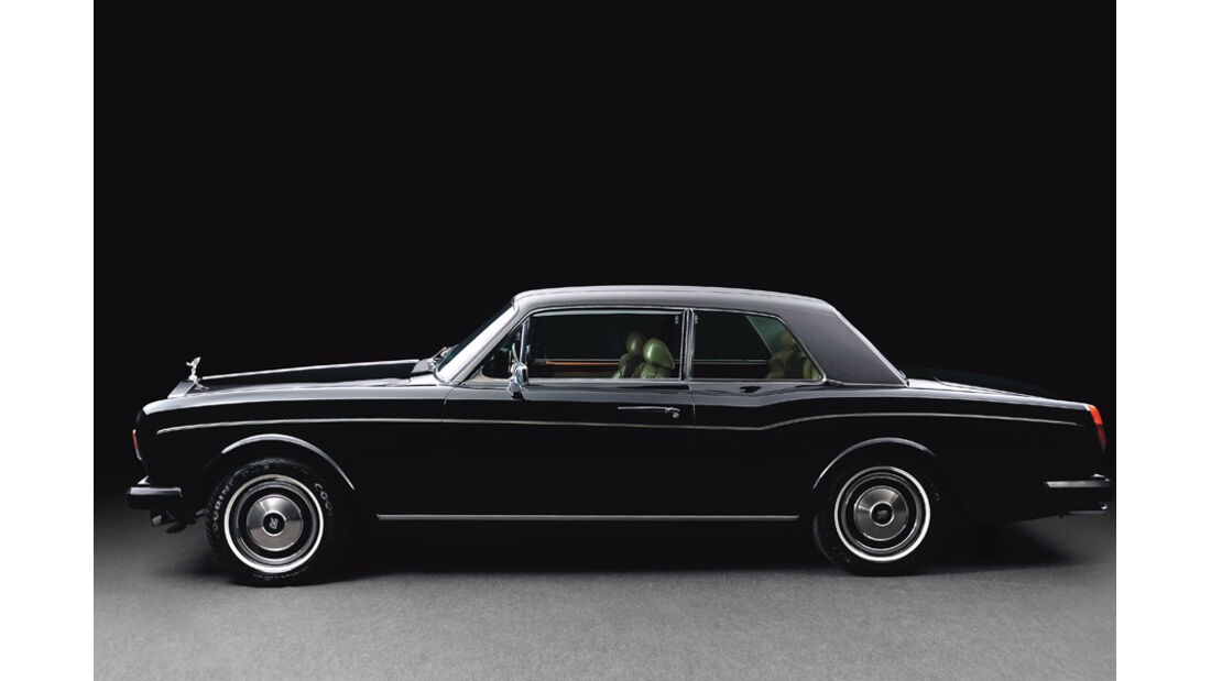 1976er Rolls-Royce Corniche