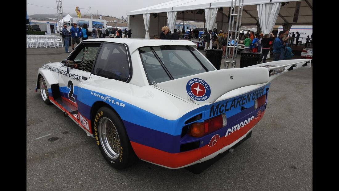 1977 BMW 320i Turbo - Monterey Motorsports Reunion 2016 - Laguna Seca