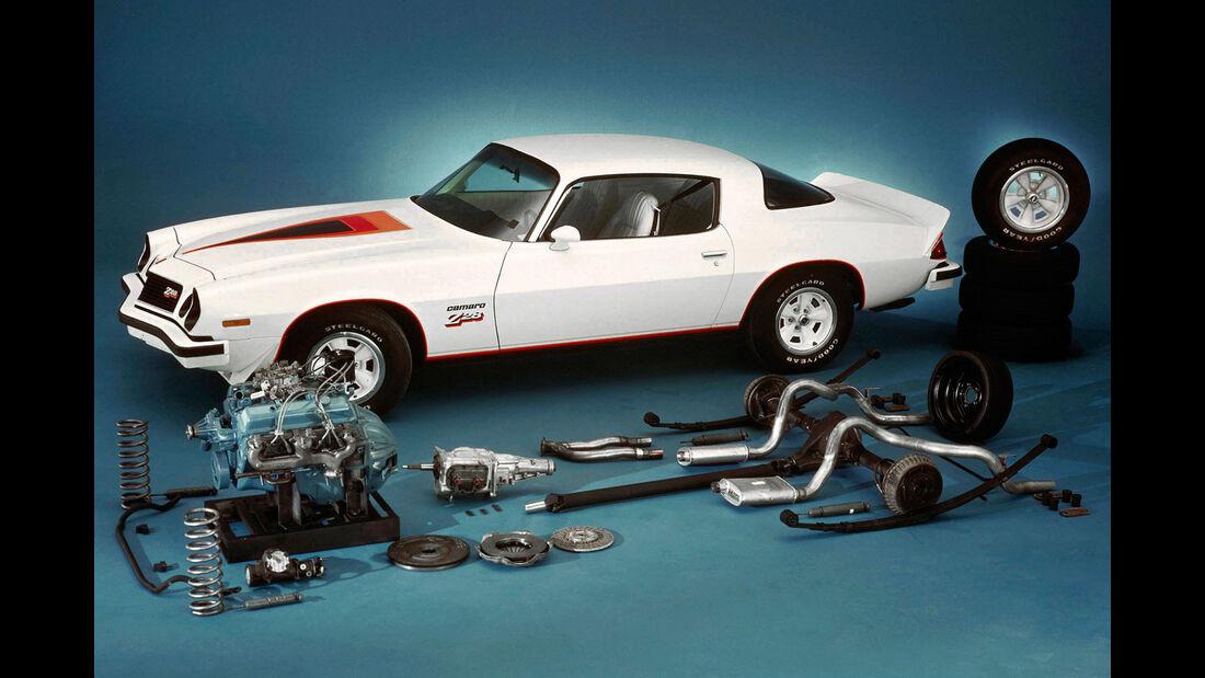 1977 Chevrolet Camaro Z/28 - Muscle Car - Pony Car