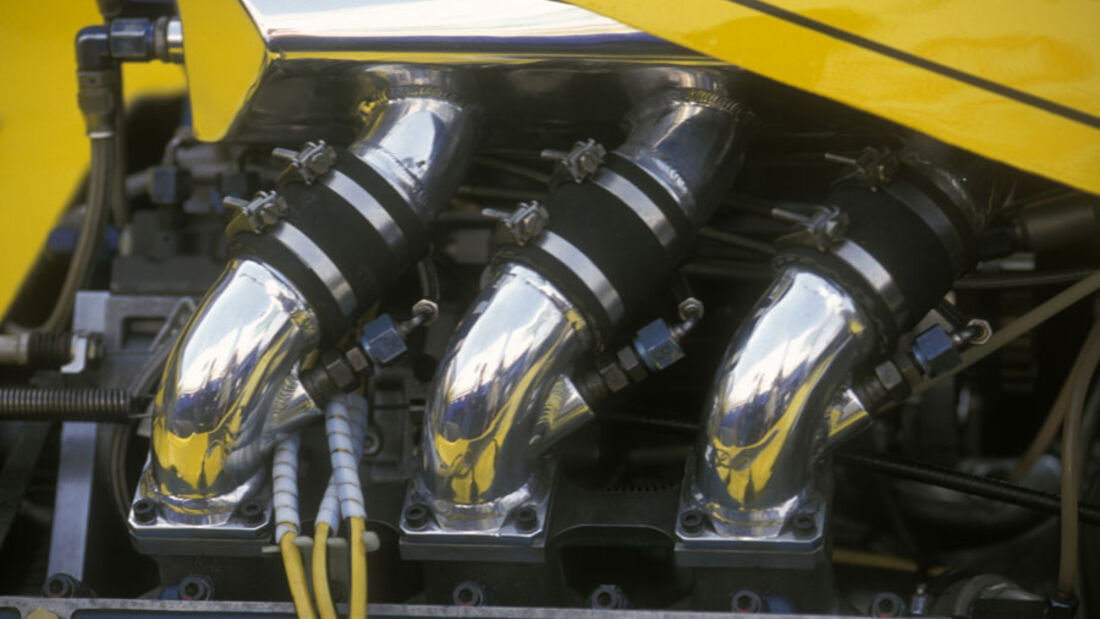 1977 Renault Turbo V6