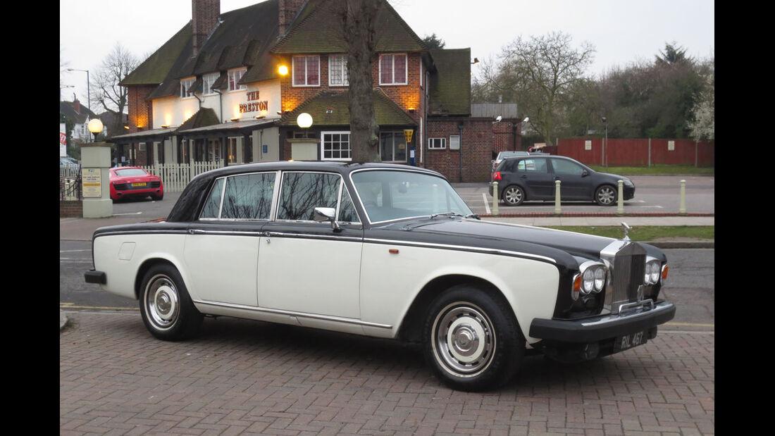 1977 Rolls-Royce Silver Shadow II.