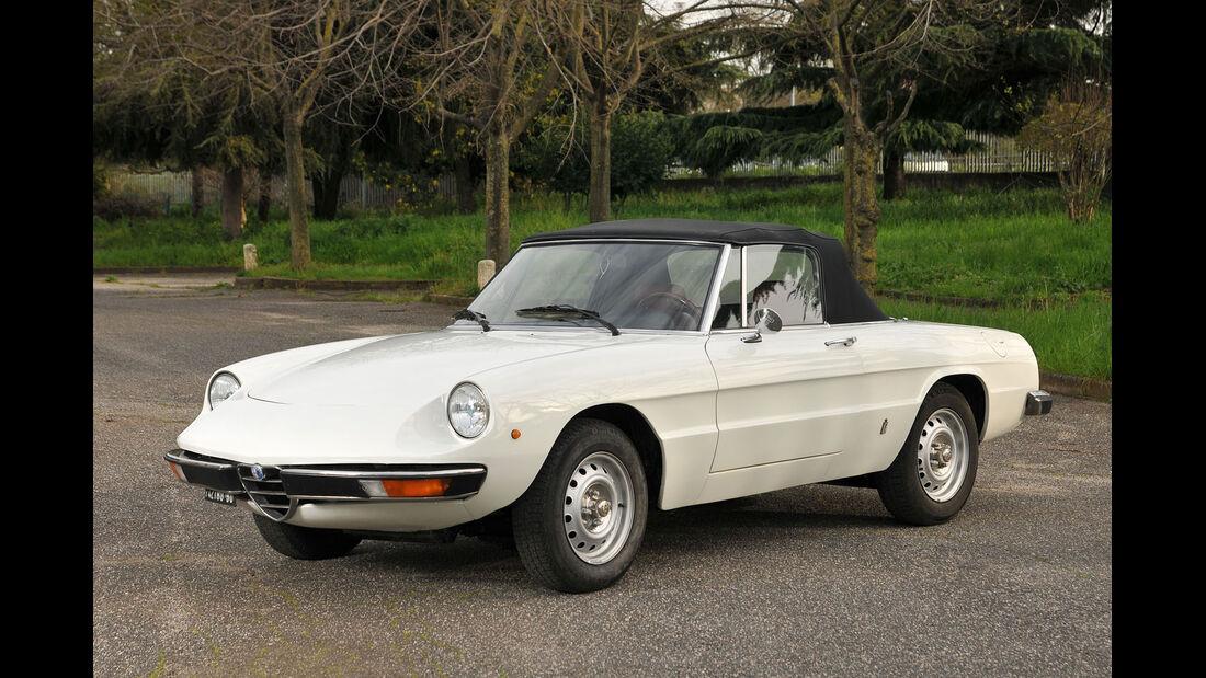 1978 Alfa Romeo Spider 1300 Junior