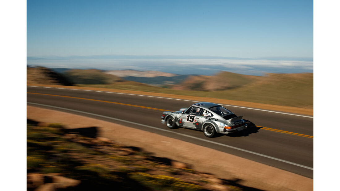 1978 Porsche 911 SC 3.0l Gr - Impressionen - Pikes Peak 2018 - Bergrennen