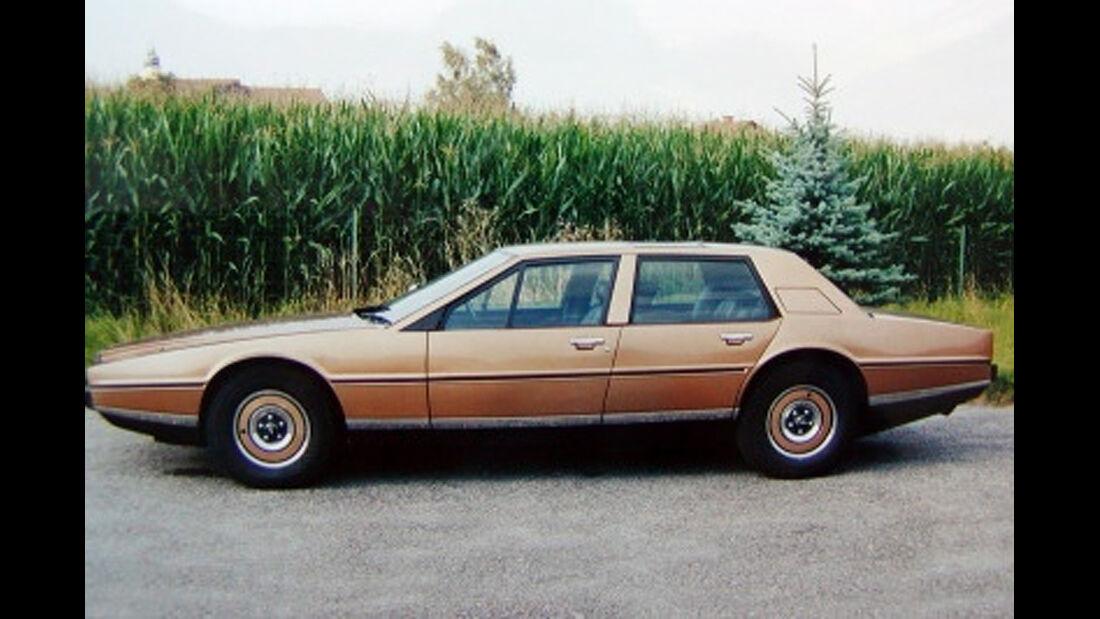 1978er Aston-Martin Lagonda