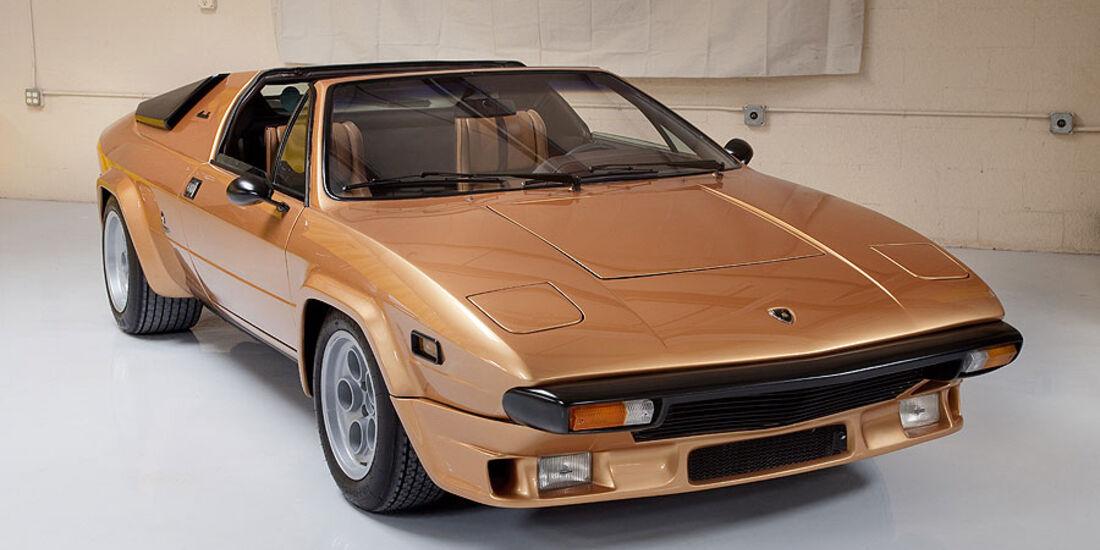 1978er Lamborghini Silhouette