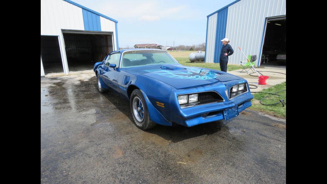 1978er Pontiac Trans Am