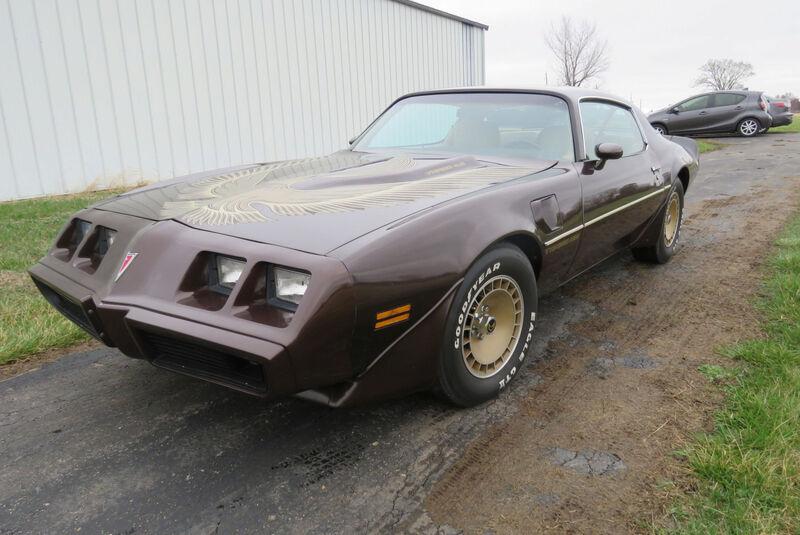 1978er Pontiac Turbo Trans Am