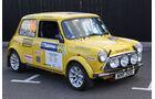 1978er 'Rover Mini Cooper' Rally Car