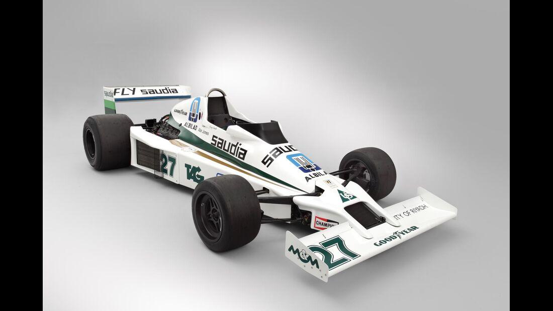 1978er Williams FW06 Formula One Racing Car