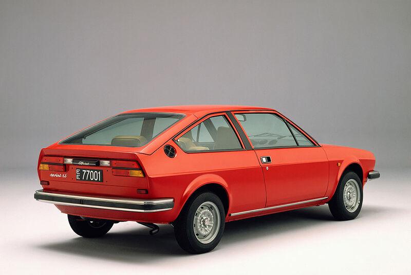 1979-1983 Alfa Romeo Alfasud Sprint 1.5 Veloce