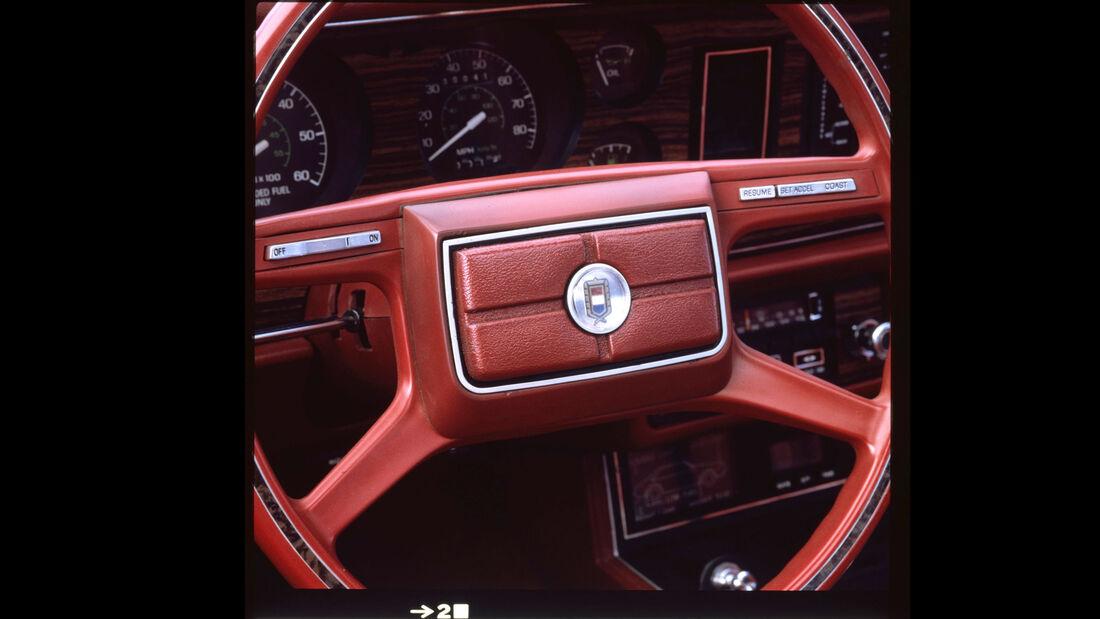 1979 Ford Mustang Fox Body - Muscle Car - Lenkrad - Innenraum