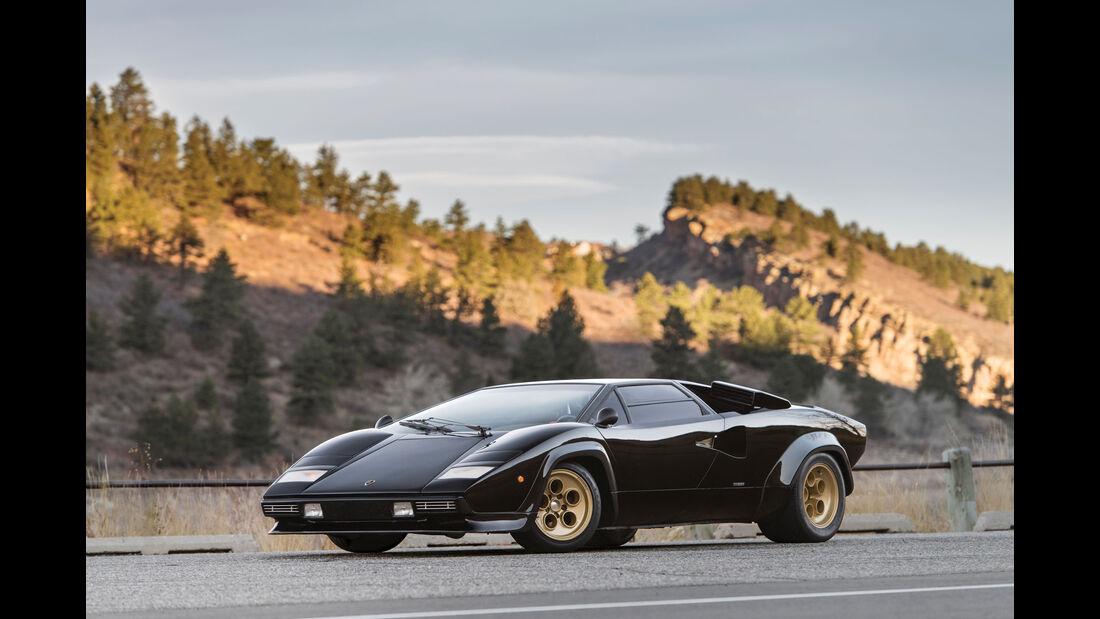1979 Lamborghini Countach LP400 S - Sportwagen - RM Sotheby's Arizona 2017 - Auktion