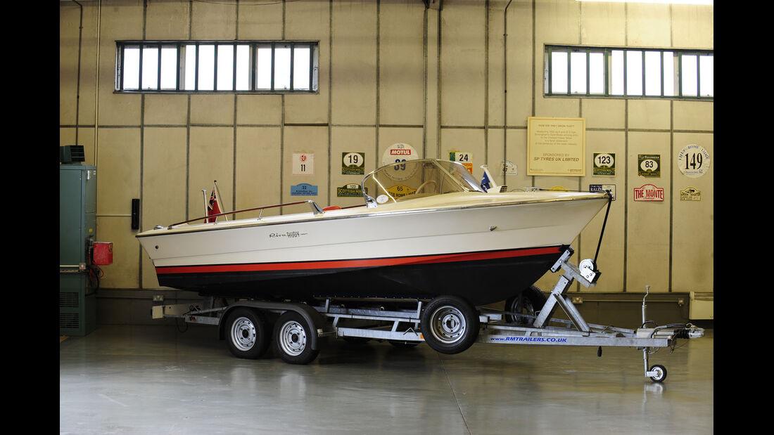 1979 Riva Rudy Super Speedboat