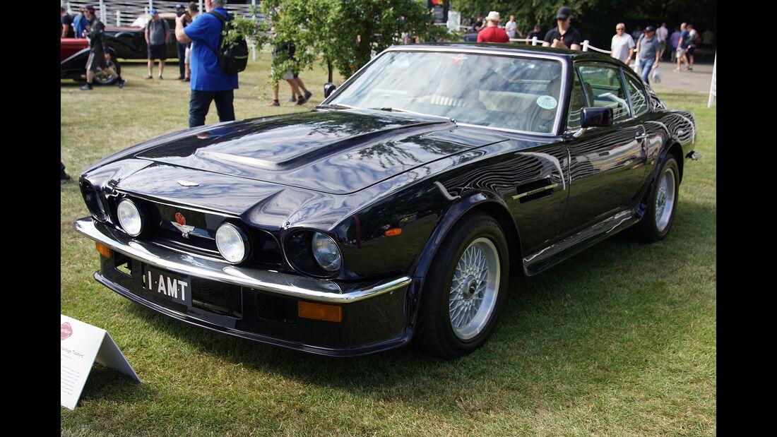 1979er Aston Martin V8 Vantage Tickford