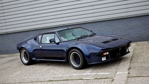 1979er DeTomaso Pantera Group 3