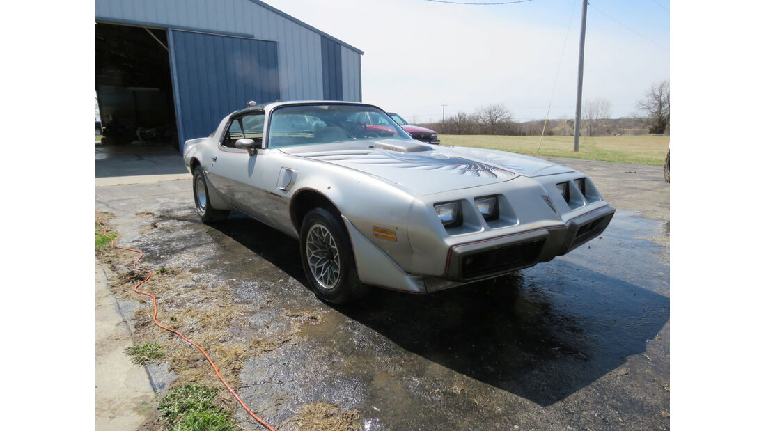 1979er Pontiac 10th Anniversary Trans Am