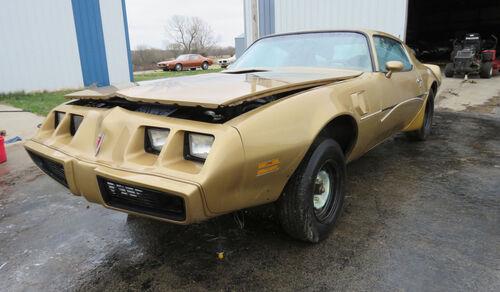 1979er Pontiac Trans Am