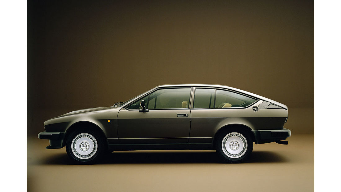 1980-1982 Alfa Romeo Alfetta GTV6 2.5i