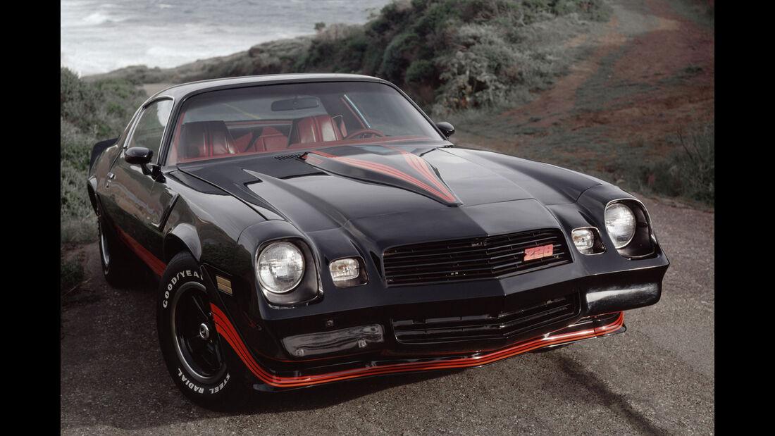 1980 Chevrolet Camaro Z/28 - Muscle Car - Pony Car