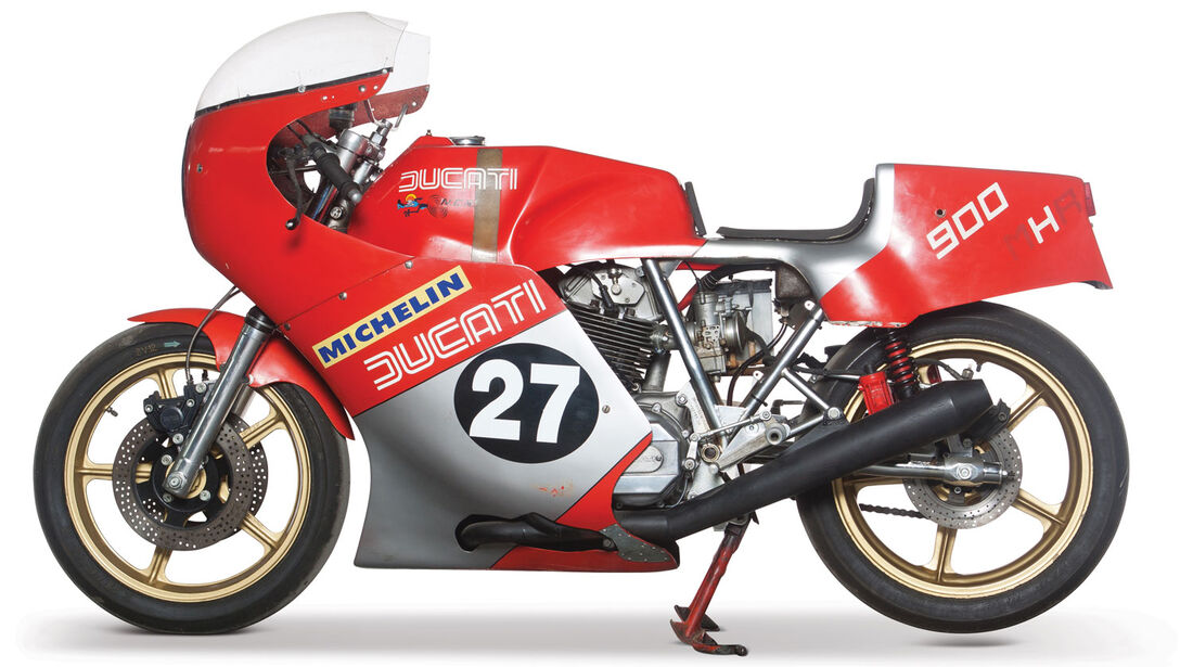 1980 Ducati 860 Corsa RM Auctions Monaco 2012