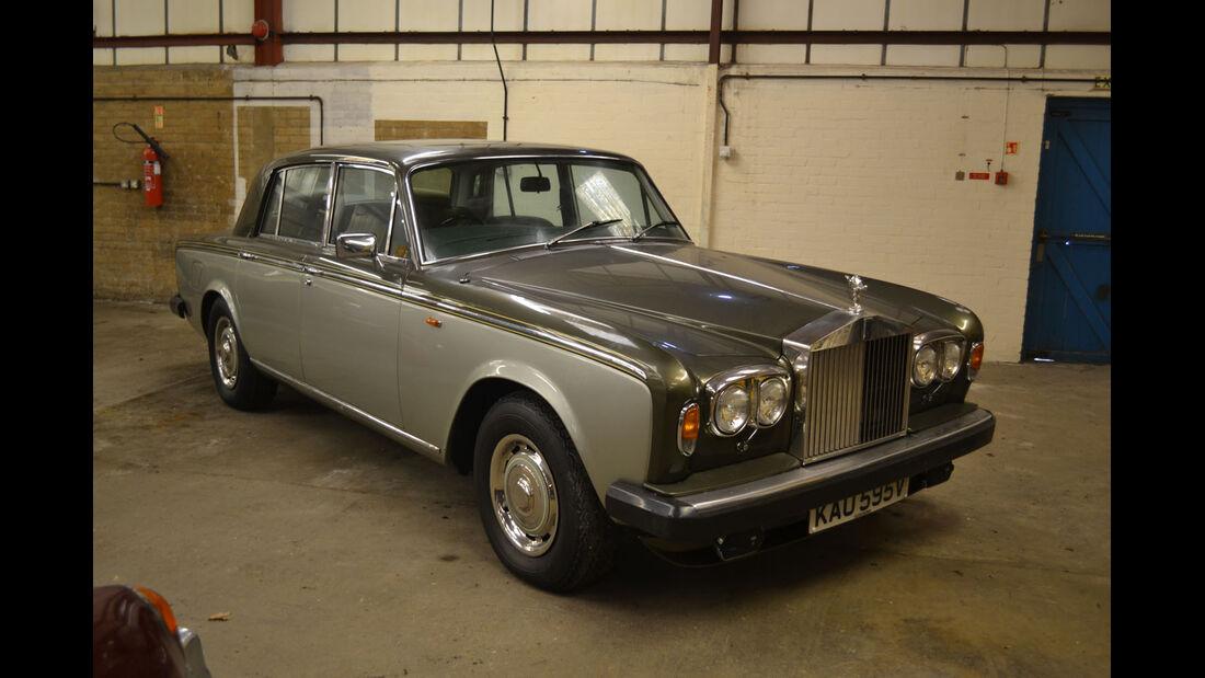 1980 Rolls-Royce Silver Shadow II Saloon