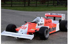 1980er Alfa Romeo Tipo 179 Formula One Monoposto