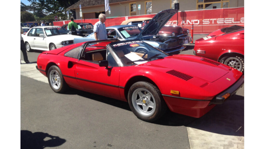 1980er Ferrari 308 GTSi Spyder
