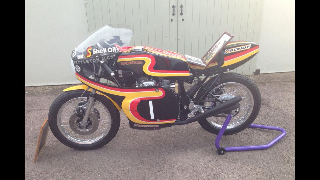 1980er Honda 400/4 F3