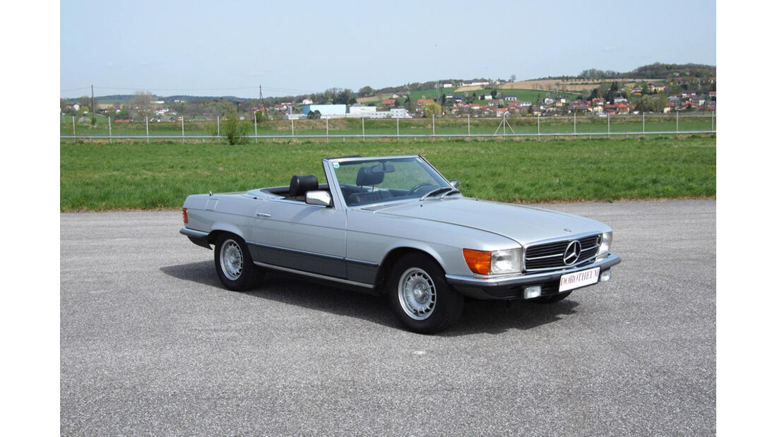 1980erMercedes-Benz 500 SL