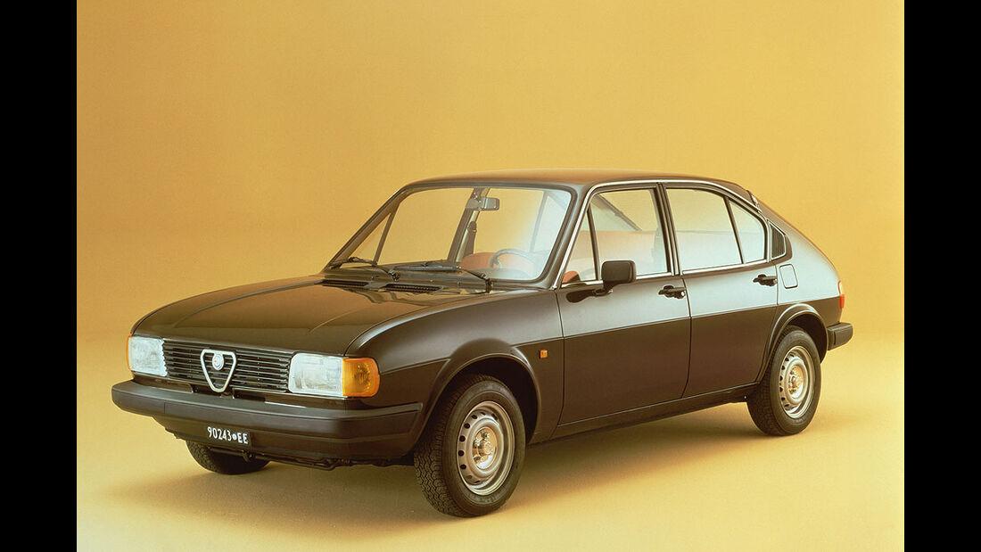 1981-1982  Alfa Romeo Alfasud 1.5
