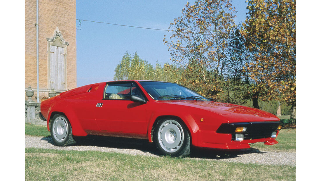 1981-1988 Lamborghini Jalpa 350