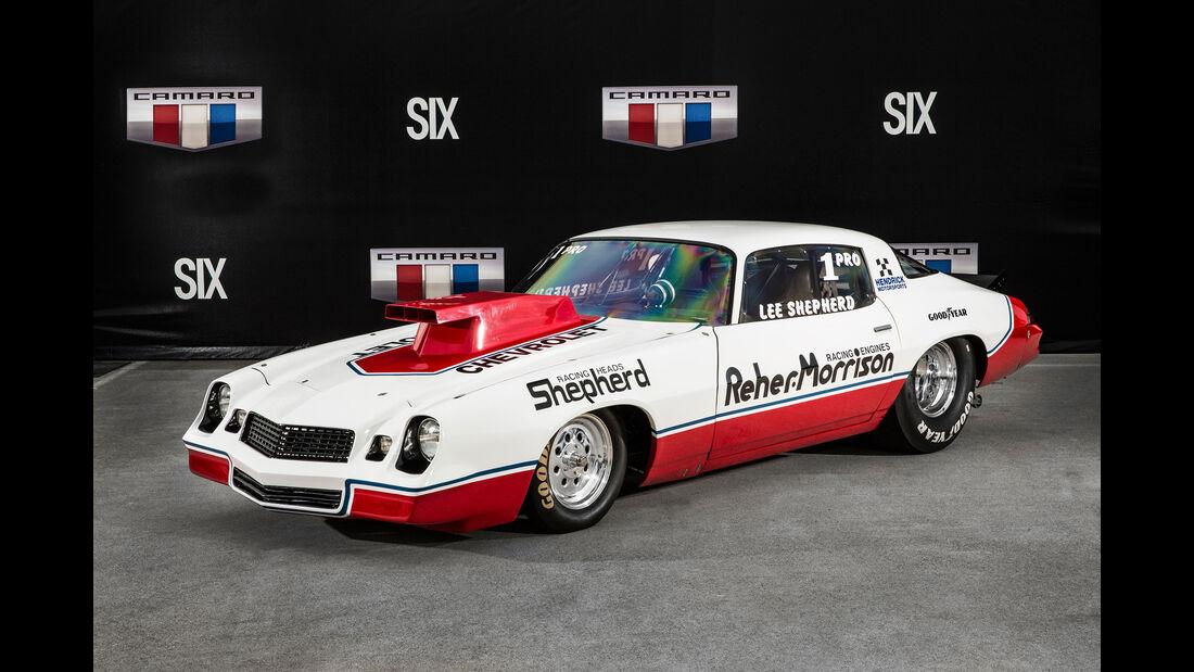 1981 Chevrolet Camaro Pro Stock Race Car - Muscle Car - Pony Car