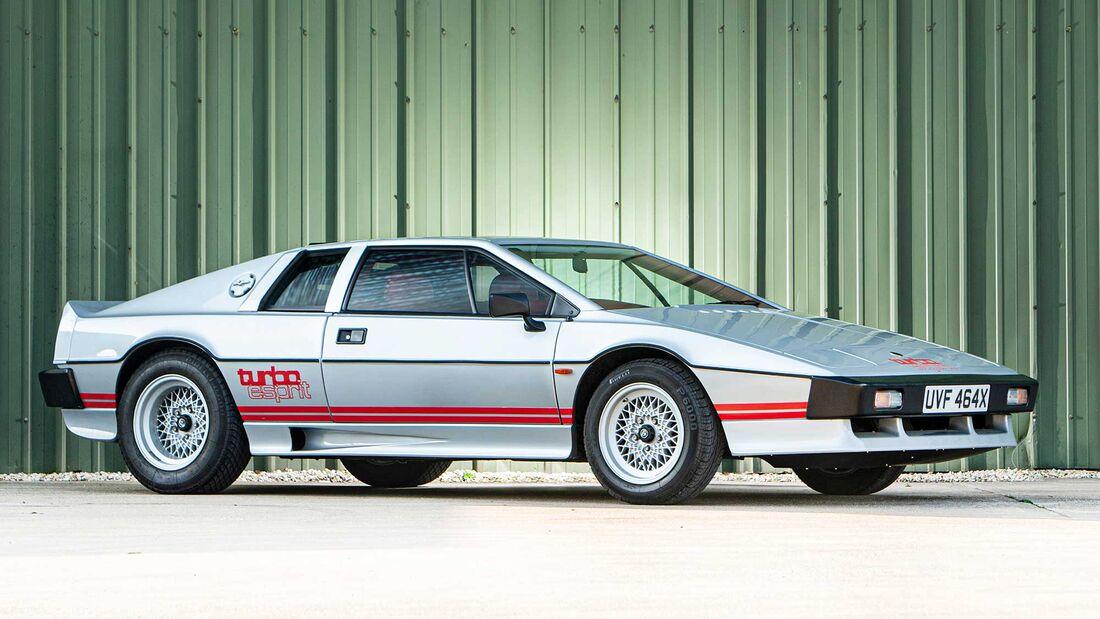 1981 Lotus Esprit Series 3 Turbo Chapman