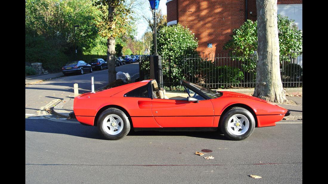 1981er Ferrari 308 GTSi