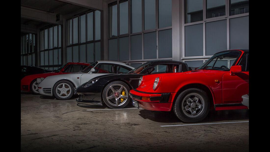 1981er Porsche 911 SC Targa