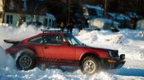 1981er Porsche 911 SC von Kelly-Moss